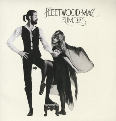 FLEETWOOD MAC - RUMOURS -HQ- (Vinyl LP)