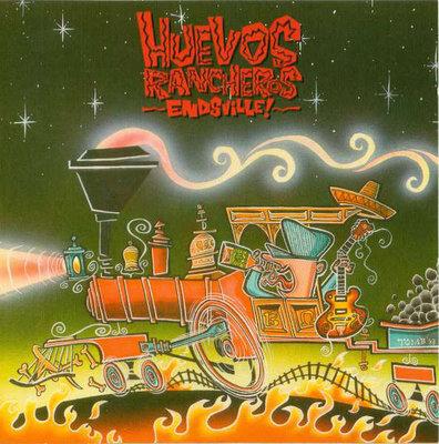 Huevos Rancheros - Endsville (Vinyl LP)