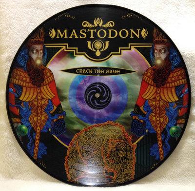 MASTODON - CRACK THE SKYE -LTD/PD- (Vinyl LP)