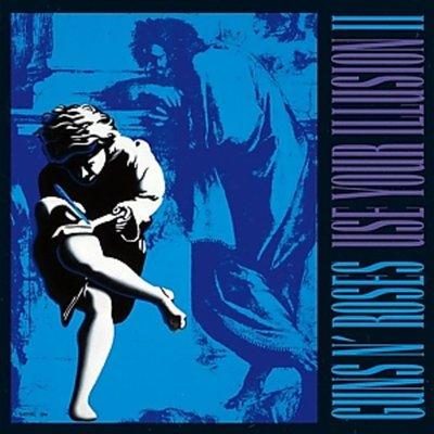 GUNS N' ROSES - USE YOUR ILLUSION 2.. (Vinyl LP)