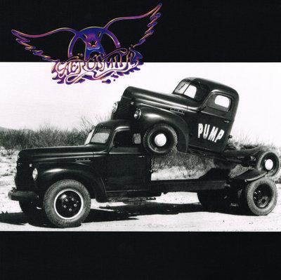 AEROSMITH - PUMP (Vinyl LP)