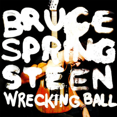 BRUCE SPRINGSTEEN - WRECKING BALL (Vinyl LP)