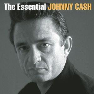 JOHNNY CASH - THE ESSENTIAL (Vinyl LP)