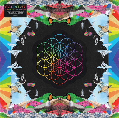 COLDPLAY - A HEAD FULL OF DREAMS (Vinyl LP)