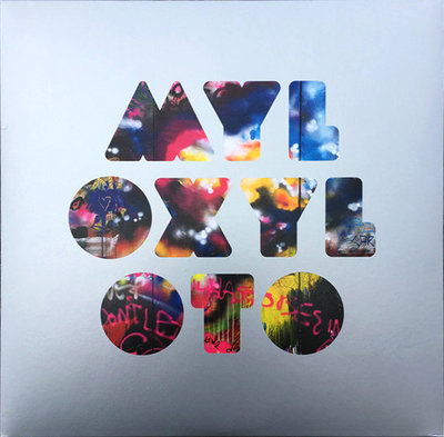 COLDPLAY - MYLO XYLOTO (Vinyl LP)