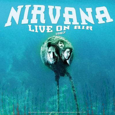 NIRVANA - LIVE ON AIR 1987 (Vinyl LP)