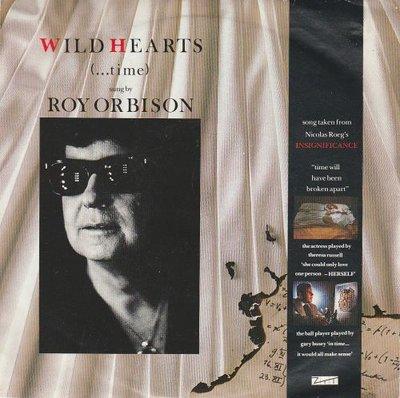 Roy Orbison - Wild hearts + Wild hearts (voiceless) (Vinylsingle)