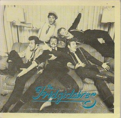 The fridgidaires - 5 Guys Named Moe + Three Cool Cats (Vinylsingle)