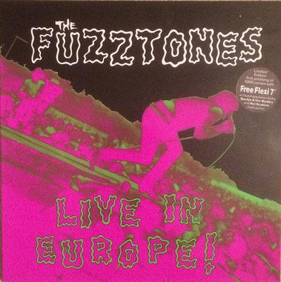 The Fuzztones - Live In Europe! (Vinyl LP)