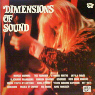 Various - Dimensions Of Sound (Vinyl LP)