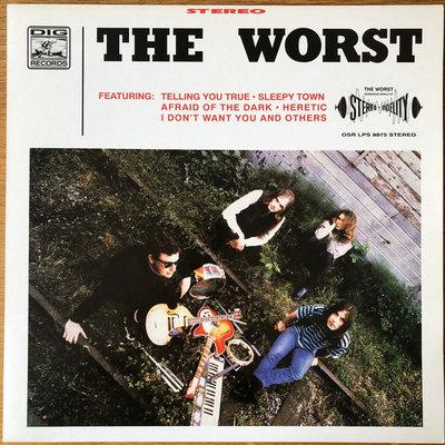 The Worst - The Worst (Vinyl LP)