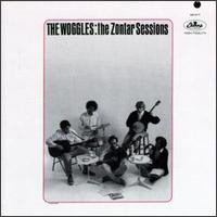 The Woggles - The Zontar Sessions (Vinyl LP)