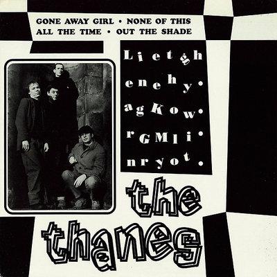 The Thanes - Learning Greek Mythology With... (Vinyl LP)