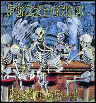 The Fuzztones - Romilar-D (Vinyl LP)