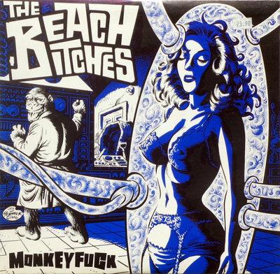 The Fuzztones - Monkeyfuck (Vinyl LP)