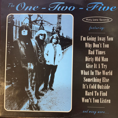 The One-Two-Five - The One-Two-Five (Vinyl LP)