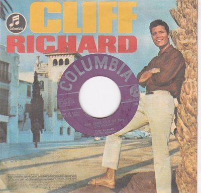 Cliff Richard - Nine times out of ten + Thinking of our love (Vinylsingle)