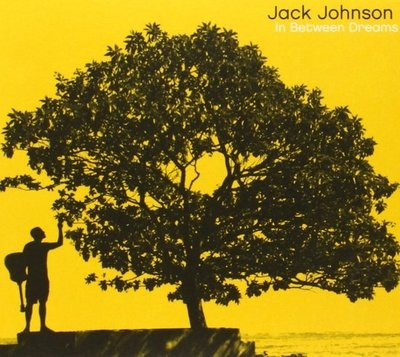 JACK JOHNSON - IN BETWEEN DREAMS (Vinyl LP)