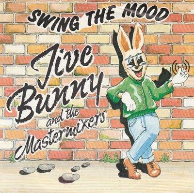 Jive Bunny - Swing the mood + Glenn Miller medley (Vinylsingle)