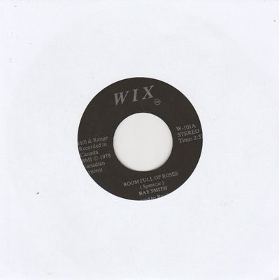 Ray Smith - Room Full Of Roses + Break-Up (Vinylsingle)