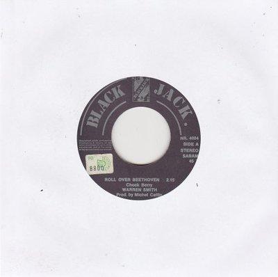 Warren Smith - Roll over Beethoven + Ubangi Stomp (Vinylsingle)