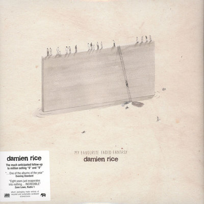 DAMIEN RICE - MY FAVOURITE FADED FANTASY (Vinyl LP)