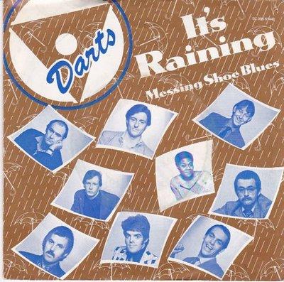 Darts - It's raining + Messing shoe blues (Vinylsingle)