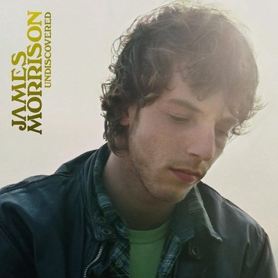 JAMES MORRISON - UNDISCOVERED (Vinyl LP)