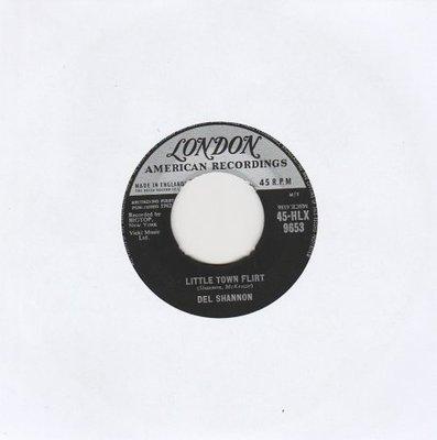 Del Shannon - Little town flirt + The wamboo (Vinylsingle)