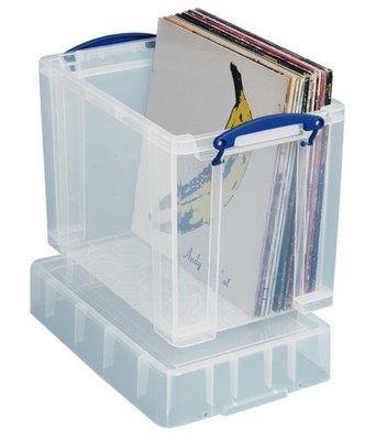 Really Usefull Box 19 liter for 50 LP's