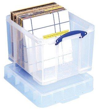 Really Usefull Box 35 liter for 100 LP's