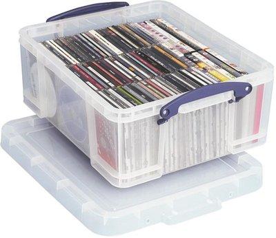 Really Usefull Box 18 liter for 93 CD's