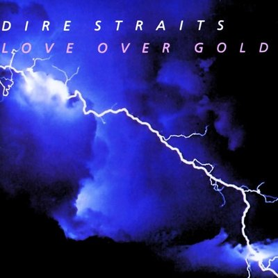 DIRE STRAITS - LOVE OVER GOLD -HQ- (Vinyl LP)