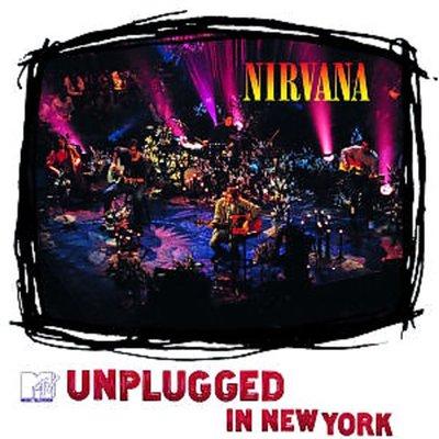 NIRVANA - MTV UNPLUGGED IN NEW YORK (Vinyl LP)