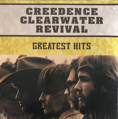 CREEDENCE CLEARWATER REVIVAL - GREATEST HITS (Vinyl LP)