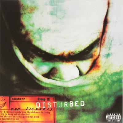 DISTURBED - THE SICKNESS (Vinyl LP)