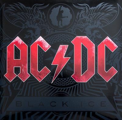 AC/DC - BLACK ICE (Vinyl LP)