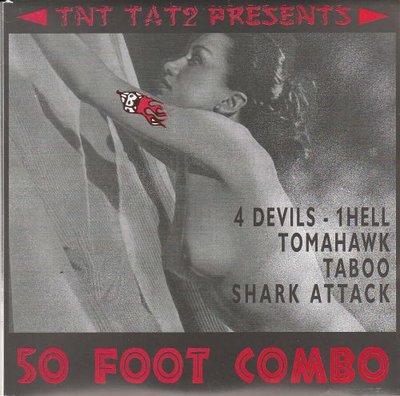 50 Foot Combo - TNT Tat2 Presents (EP) (Vinylsingle)