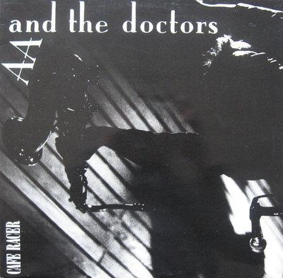 AA & The Doctors - Cafe Racer (Vinyl LP)