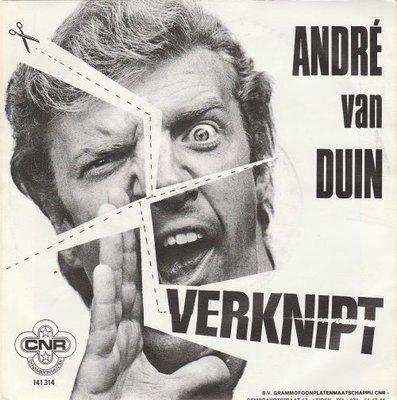 Andre van Duin - Verknipt + Elf veel gevraagde effect (Vinylsingle)