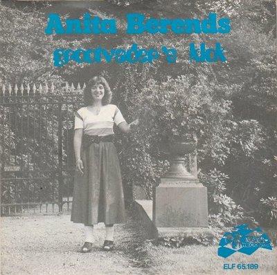 Anita Berends - Grootvader's Klok + Met 'n Beetje Moeite (Vinylsingle)