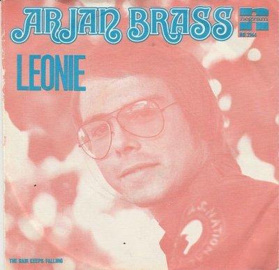 Arjan Bras - Leonie + The rain keeps falling (Vinylsingle)