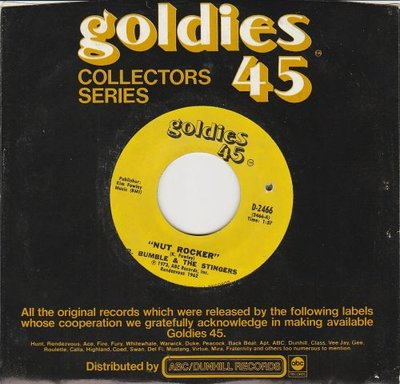 B. Bumble - Nut rocker + Nautilus (Vinylsingle)