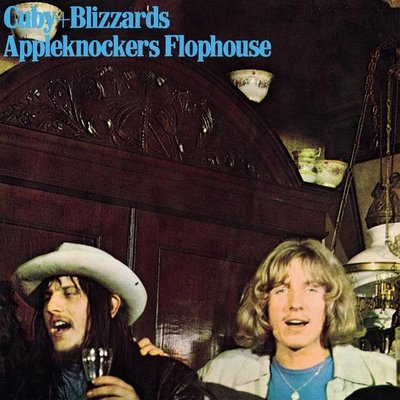 CUBY & THE BLIZZARDS - APPLEKNOCKERS FLOPHOUSE -COLOURED- (Vinyl LP)
