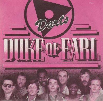 Darts - Duke of earl + I've got to have my way (Vinylsingle)