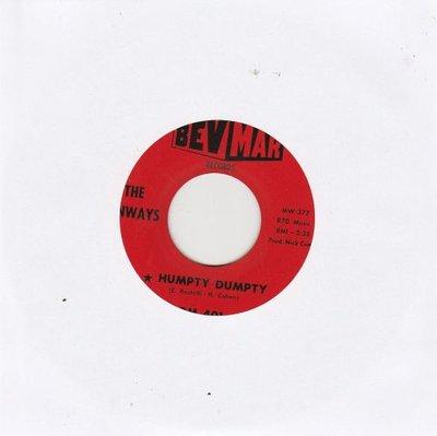 Fenways - Humpty Dumpty + Nothing To Offer You (Vinylsingle)