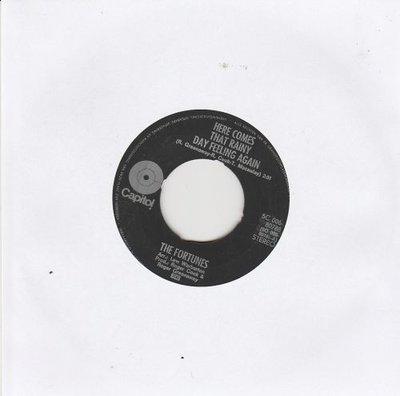 Fortunes - Here comes that rainy day feeling again + I gotta feeling (Vinylsingle)