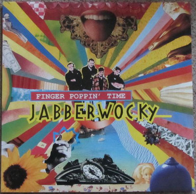 Jabberwocky - Finger Poppin' Time (Vinyl LP)