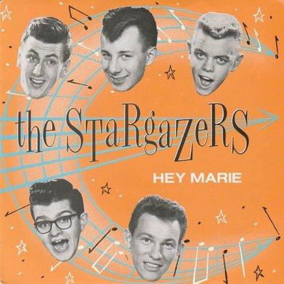 Stargazers - Hey Marie + Scat the riff (Vinylsingle)