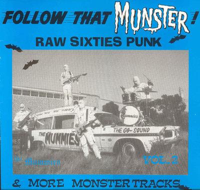 Various - Follow That Munster! Vol. 2 (Vinyl LP)